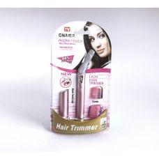 Женский микросенсорный триммер для волос Cnaier micro touch AE-812