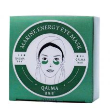 Гидрогелевые патчи QALMA Marine Energy Eye Mask 60 шт