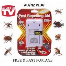 Отпугиватель грызунов и насекомых Riddex Pest Repeller