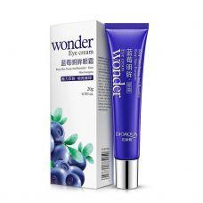 Крем для век Bioaqua Wonder Eye Cream с экстрактом черники 20 г