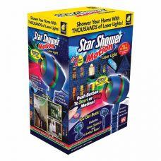 Звездный проектор Star Shower Laser Motion