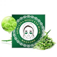 Патчи для глаз Spirulina Moist Eye Mask 60 шт