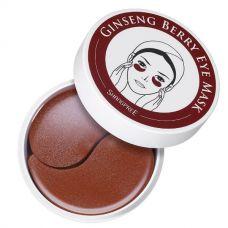 Патчи для глаз Shangpree Ginseng Berry Eye Mask 60 шт