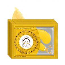 Патчи для глаз Golden Birds Nest Eye Mask гидрогелевые с экстрактом ласточкиного гнезда и золотом 2 шт