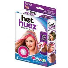 Мелки для волос Hot Huez 4 цвета